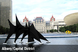 Capital District of NY: Albany, Schenectady, Troy, Saratoga area