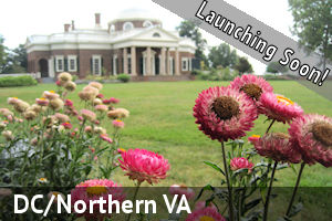 Washington, DC area: Maryland & Northern Virginia - Launching soon