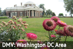 Washington, DC area: Maryland & Northern Virginia