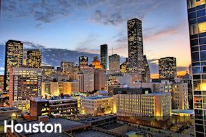 Houston - Katy - Sugar Land - The Woodlands, TX