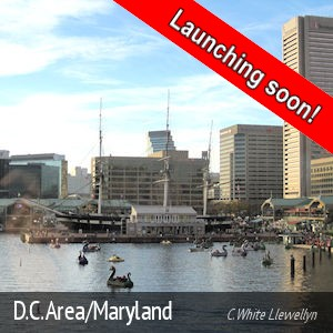 DC - Maryland area - Launching soon