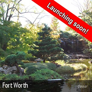 Ft Worth, TX: Launching soon