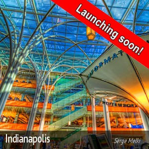 Indianapolis - Launching soon