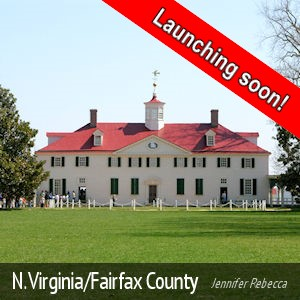 Northern Virginia - Launching soon
