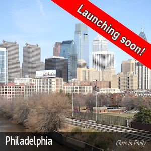 Philadelphia - Launching soon