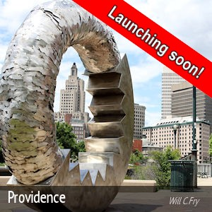 Providence, RI - Launching soon
