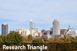 Research Triangle - Raleigh - Durham - Chapel Hill