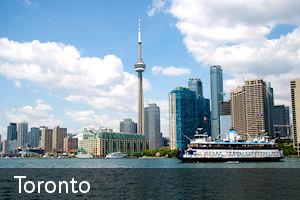 Toronto - Launching soon