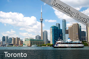 Toronto - Launching soon
