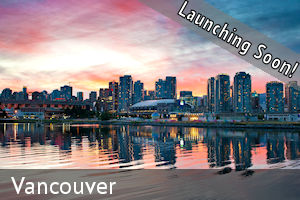 Vancouver - Launching soon